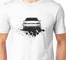 MK4 Golf Front Unisex T-Shirt