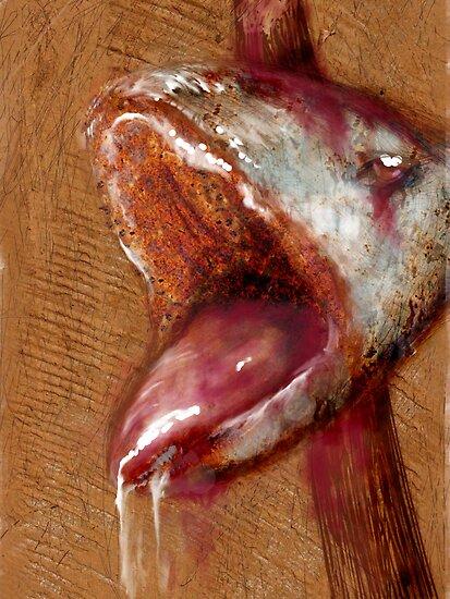 Dead Dog Snake by Azellah