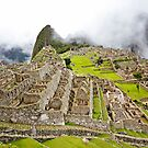 { the lost city of the incas I } by Brooke Reynolds