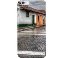 La Candelaria (Old Quartes) Bogota, Colombia iPhone Case/Skin