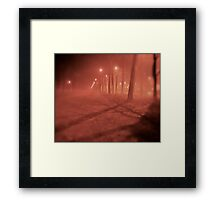 Fairy - tale  &  foggy  My !!!  Kraków . (Poland)   by   Brown Sugar. F*Favorites: 3 Views: 363 . Thx dear friend !. Framed Print