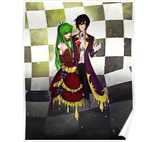 CC x Lelouch Poster