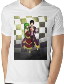 CC x Lelouch Mens V-Neck T-Shirt