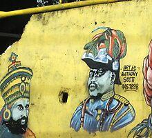 Street art ..Jamaica.. by BabyM2