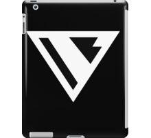 Superman Beyond Symbol (Black Background) iPad Case/Skin