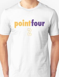 Point Four - Derek Fisher T-Shirt