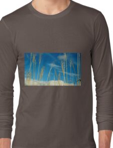 Wheat In The Sky Long Sleeve T-Shirt