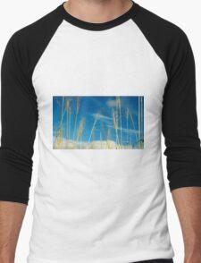 Wheat In The Sky Men's Baseball ¾ T-Shirt