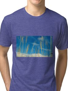 Wheat In The Sky Tri-blend T-Shirt