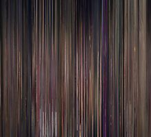 Moviebarcode: Snow White and the Seven Dwarfs (1937) by moviebarcode