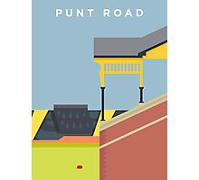 Punt Road Photographic Print