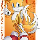 """Tails """"Miles"""" Prower - Sonic Adventure 2 Battle by Tom Skender"""