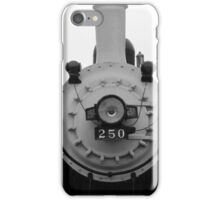 Front of Train iPhone Case/Skin
