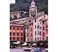 Portofino,Italy. Photographic Print