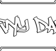 horny dawg - sticker Sticker