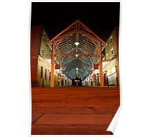 Westgate Arcade - Halifax, UK Poster
