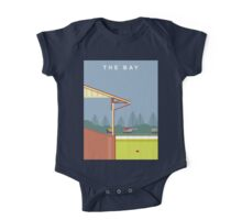 The Bay One Piece - Short Sleeve