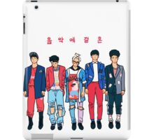 SHINee - Married to the Music iPad Case/Skin