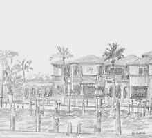 Waterfront Villa by W. H. Dietrich