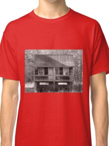 Old House InThe Woods Classic T-Shirt