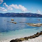 { kaikoura beach } by Brooke Reynolds