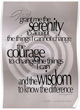 Serenity Prayer 02 © Vicki Ferrari Photography by Vicki Ferrari