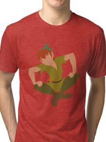 Peter Pan Tri-blend T-Shirt