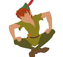 Peter Pan by JasperSteel