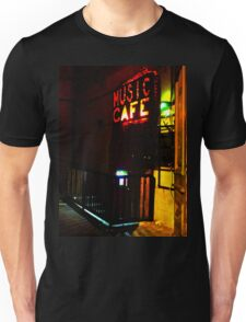 Music Cafe Unisex T-Shirt
