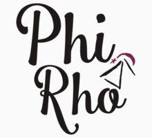 Phi Rho Script by katiefarello