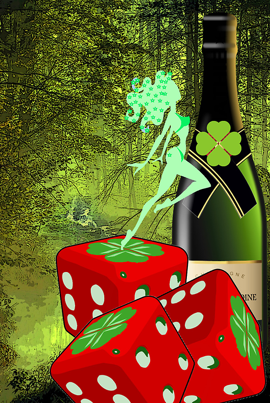LUCK O THE IRISH  by Tammera