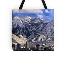 Salt Lake City - Panorama Tote Bag