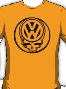 VW Dead Head black T-Shirt