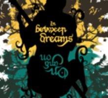 Jack Johnson - In Between Dreams & On and On Sticker