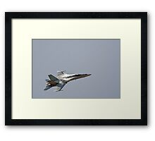 the Classic Hornet Framed Print