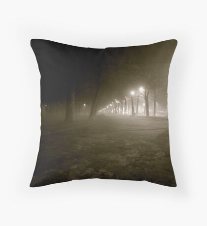 Old fashioned  -  B&W  -   KRAKÓW  - Poland . by Brown Sugar. Featured Light Up My Life . Views (220) thank you ! Throw Pillow