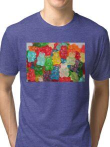 Gummy Bear Candy Tri-blend T-Shirt