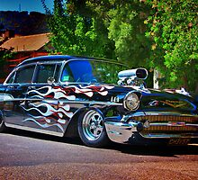 SPOTTO...A 57 Chev! by Petehamilton