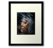 Hair of wood Framed Print