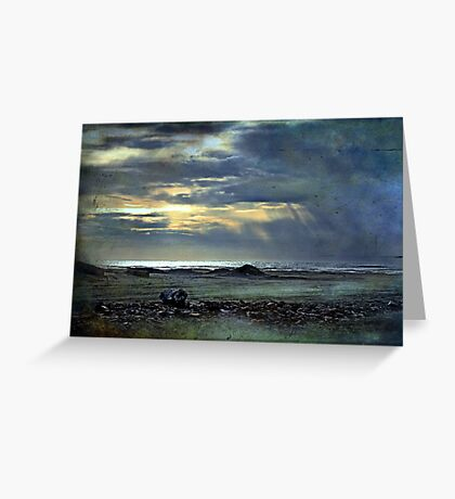 """""""Searching for Serenity ..."""" Greeting Card"""
