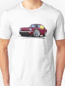 Triumph GT6 Damson T-Shirt