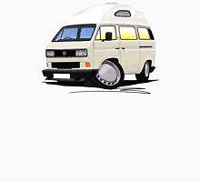 VW T25 / T3 [SQ] (High Top) White T-Shirt