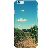 Trailing a way iPhone Case/Skin