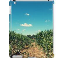 Trailing a way iPad Case/Skin