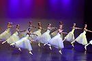 Corps de Ballet by Alfredo Estrella
