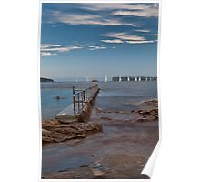 Tranquil Afternoons - Fairlight Pool Poster