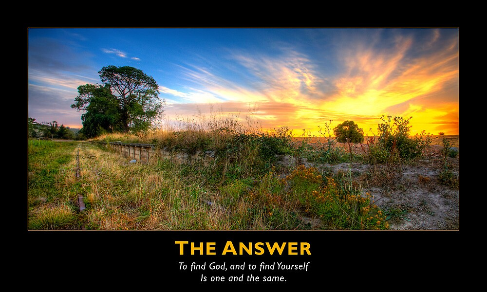The Answer #1 by Jonathan Newton