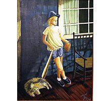 BOY LIKE BRENT Photographic Print