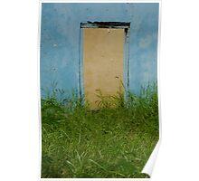 Bonaire Door Poster