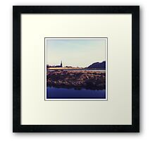 Wards Reservoir, Belmont Framed Print